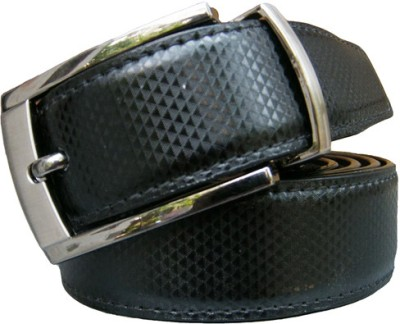 ZACHARIAS Men Formal Brown Artificial Leather Belt