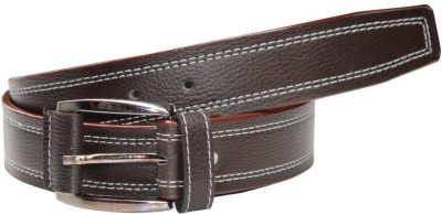 Winsome Deal Men Formal, Casual Brown Artificial Leather Belt  available at flipkart for Rs.193