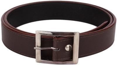 Lapaya-Mody Boys Brown Genuine Leather Belt