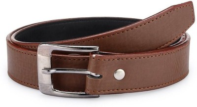 Winsome Deal Men Formal, Casual Black, Brown Artificial Leather Reversible Belt