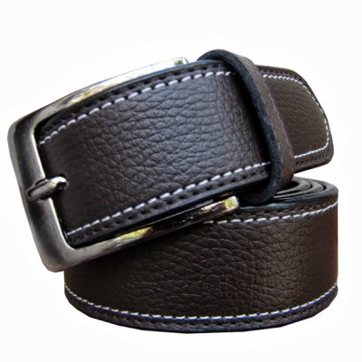 Winsome Deal Men Formal Brown Artificial Leather Belt  available at flipkart for Rs.181