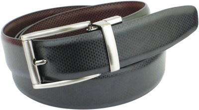 Saugat Traders Men Casual, Party, Formal, Evening Black, Brown Artificial Leather Reversible Belt
