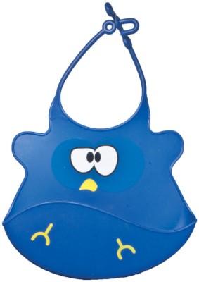 MeeMee Baby Bib(Dark Blue)