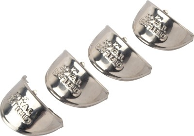 AllExtreme Silver iron Chrome plating Attractive Indicator Shade Heavy Metal for Royal Enfield Bike headlight Visor  available at flipkart for Rs.150