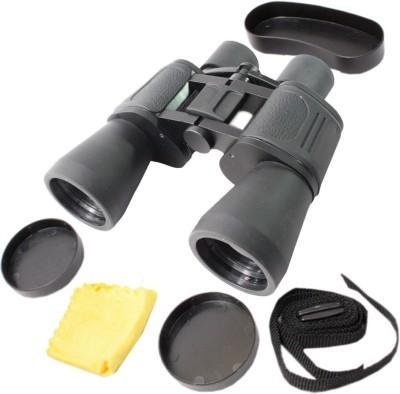 JM 20x50 Powerful Prism Binoculars(60 mm, Black) at flipkart