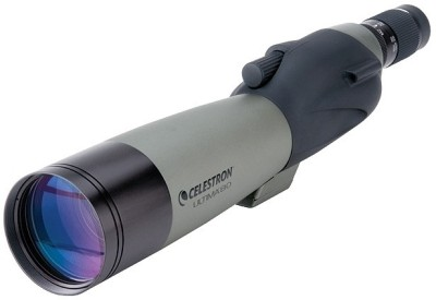 Celestron Ultima 80 - Straight Spotting Scope(60 x, 80 mm)