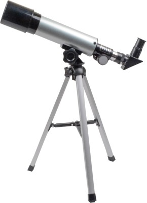JM Original 18X-90X Land & Sky Optical Glass Metal Monocular Binocular Telescope(18 mm, Silver: :Black)