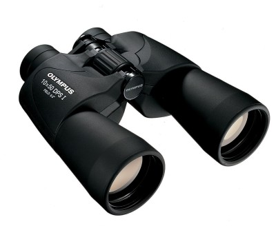 Olympus 10x50 DPS I Binoculars(10 x, 50 mm, Black)