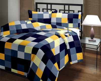 SVT Floral Double Quilt(Poly Cotton, Multicolor) at flipkart