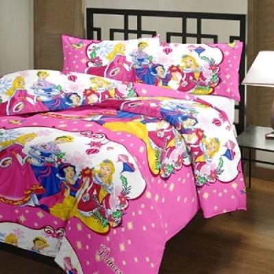 D & D Crafts Cartoon Single Quilt, Comforter Multicolor(1 Kids Dohar (Quilt))