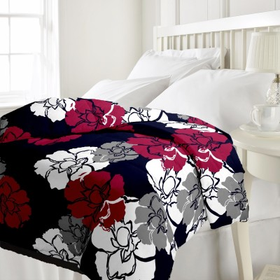 147ac28efe1 59% OFF on eCraftIndia Floral Single Dohar(Poly Cotton