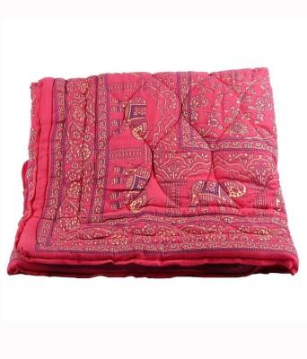 Divya Enterprises Floral Double Comforter(Cotton, Multicolor) at flipkart