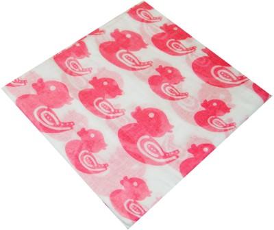 Ireeya Cartoon Single Blanket White, Pink(Blanket)