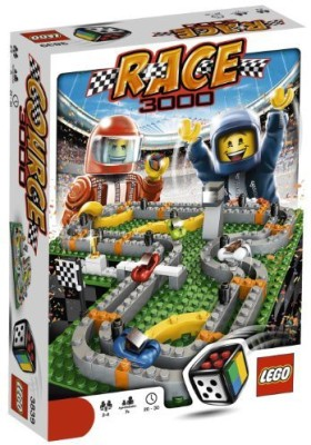 Lego Race 3000 (3839)(Multicolor)  available at flipkart for Rs.8862
