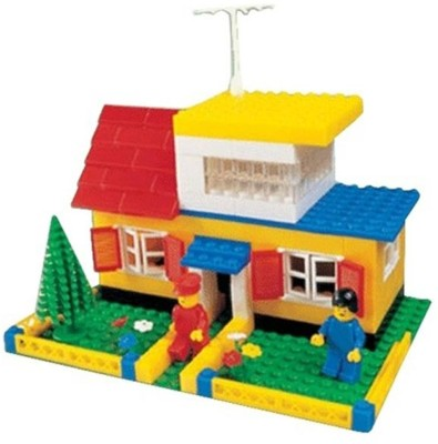 Peacock The Young Architect Multicolor Peacock Blocks   Building Sets