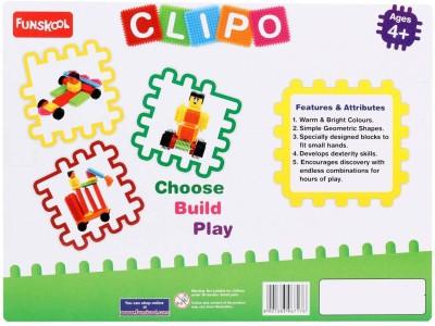 Funskool Funskool Clipo Senior Set(Multicolor)