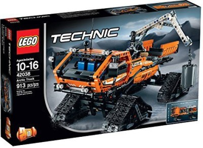 Lego Technic Arctic Truck(Multicolor)  available at flipkart for Rs.24988