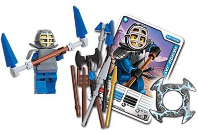 Lego Ninjago Exclusive Mini Figure Set 5000030 Kendo Jay Bagged(Multicolor)  available at flipkart for Rs.2169