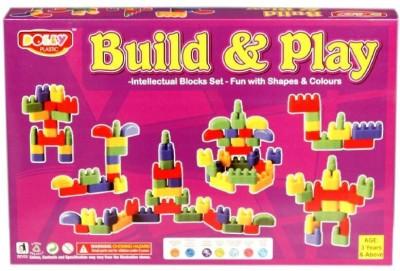 Dolly Build   Play Blocks Multicolor Dolly Blocks   Building Sets