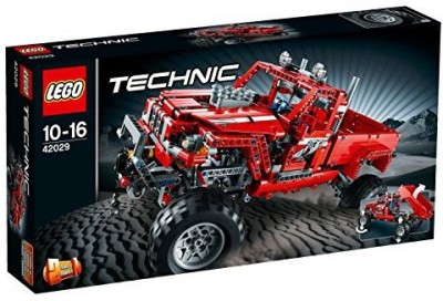Lego Technic Pickup Truck 42029(Multicolor)  available at flipkart for Rs.38371