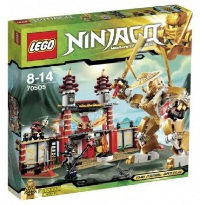 Lego Ninjago Temple Of Light 70505(Multicolor)  available at flipkart for Rs.18544