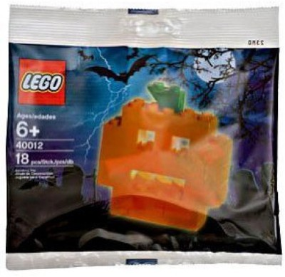 Lego Seasonal Exclusive Mini Figure Set Pumpkin Bagged(Multicolor)  available at flipkart for Rs.1770