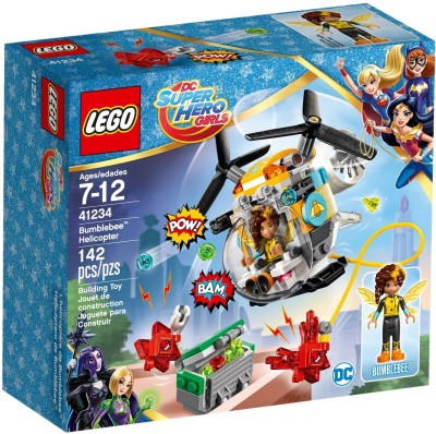 Lego Bumblebee Helicopter(Multicolor)