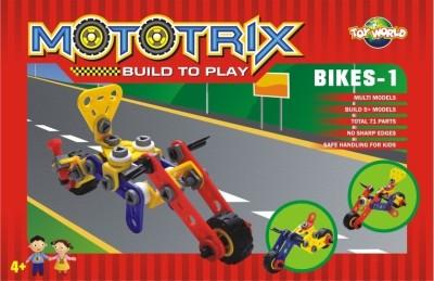 Virgo Toys Mototrix Bikes 1(Multicolor)