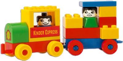 Peacock Kinder Blocks-Locomotive Set  available at flipkart for Rs.249