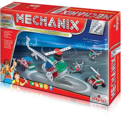 Mechanix Metal - 2(Multicolor)