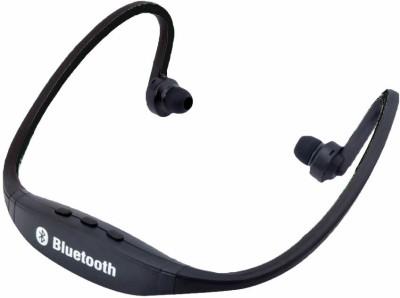 Gadget Hero's  Bluetooth Headset ZKS9BLK(Black)