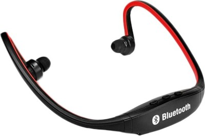 Mezire  Bluetooth Headset MEZIRE BLUETOOTH HEADSET-001(Red&Black)