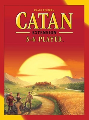 Mayfair Games Catan 5-6 Player Extension 5Th Edition Board Game at flipkart