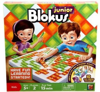 Mattel Blokus Junior Board Game