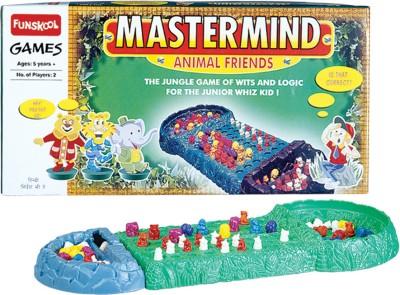Funskool Mastermind Animal Friends Board Game