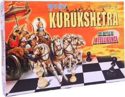 Techno Kurukshetra Chess Set Board Game  available at flipkart for Rs.109