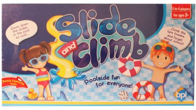 BPI Slide and Climb Board Game