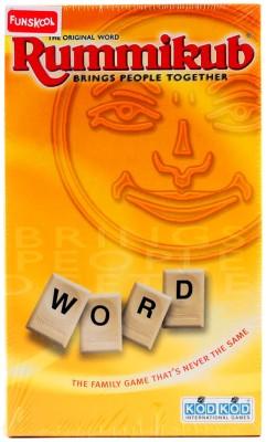 Funskool Rummikub Mini Word Game Board Game