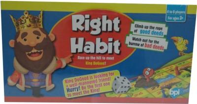BPI Small Rite Habit-4114 Board Game