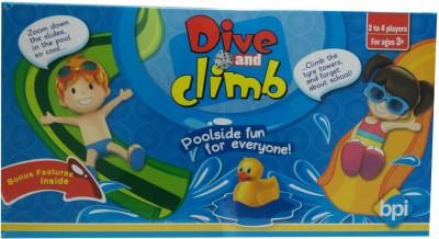 BPI Small Dive & Climb-4091 Board Game