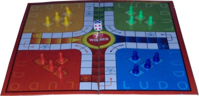 Parteet Ludo, Snake & ladder Board Game Board Game  available at flipkart for Rs.199