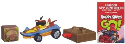 Angry Birds Go! Jenga Bubble's Jet Buggy Game Board Game