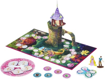 Disney Pop-Up Magic Tangled Game Board Game  available at flipkart for Rs.880