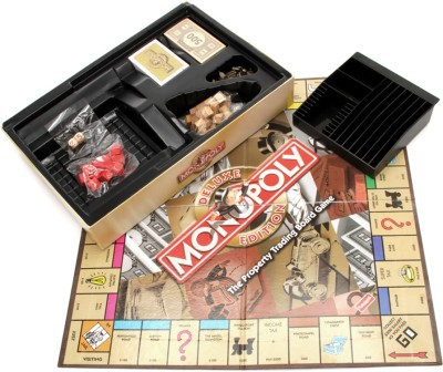 Funskool Monopoly - Deluxe Edition Board Game  available at flipkart for Rs.799