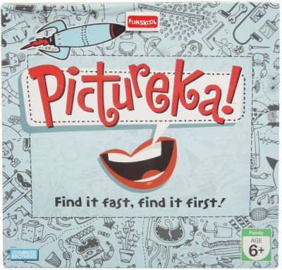 Funskool Pictureka Board Game  available at flipkart for Rs.539