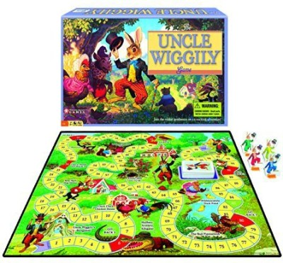 Winning Moves Uncle Wiggly Party   Fun Games Board Game Winning Moves Board Games