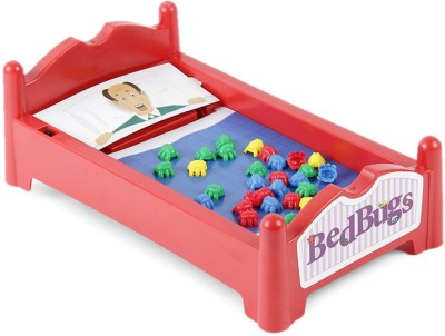 Funskool Bed Bugs Capture Game Board Game