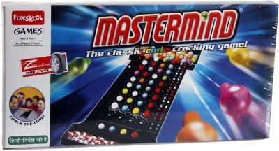 Funskool Master Mind The Classical Code Cracking Board Game