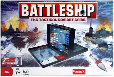 Funskool Battleship - The Tactical Combat Board Game
