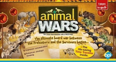 BPI Animal Wars Board Game